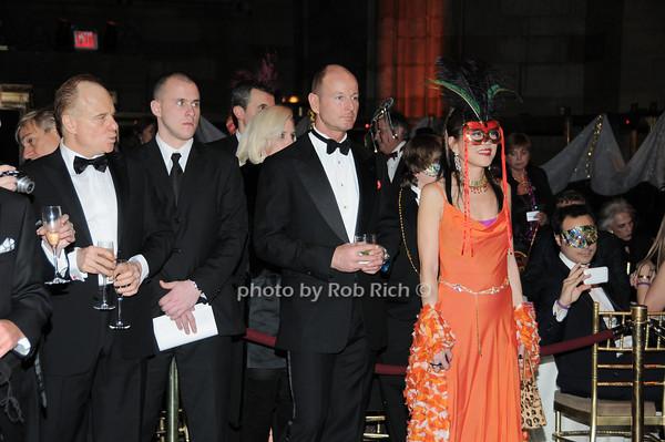 Prince Dimitri of Yugoslavia, Lucia Hwong Gordon<br /> photo by Rob Rich © 2010 robwayne1@aol.com 516-676-3939