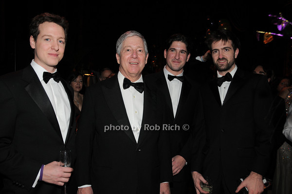 HRH Prince Philip of Serbia, HRH Crown Prince Alexander II of Serbia, HRH Prince Alexander of Serbia, HRH Prince Peter of Serbia<br /> photo by Rob Rich © 2010 robwayne1@aol.com 516-676-3939