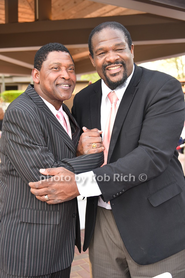 Wesley Walker, Riddick Bowe