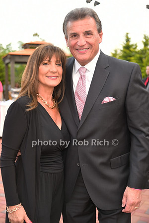 Olga Bazakos, Lew Bazakos photo by Rob Rich/SocietyAllure.com © 2016 robwayne1@aol.com 516-676-3939