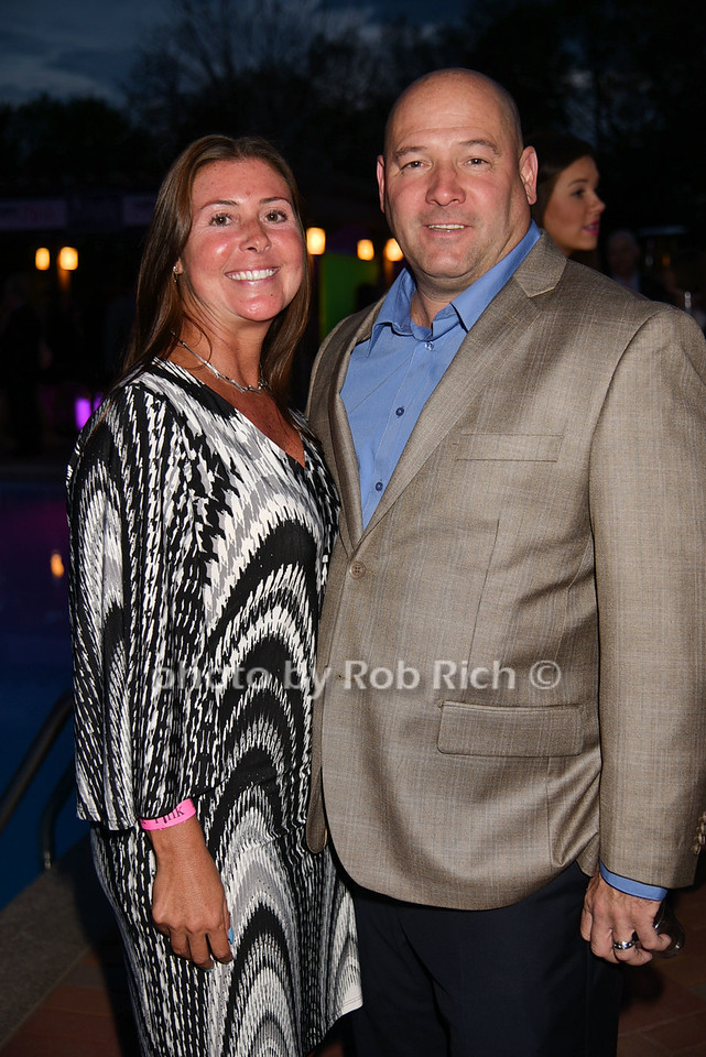 Kim Donohue, Mark Donohue photo by Rob Rich/SocietyAllure.com © 2016 robwayne1@aol.com 516-676-3939