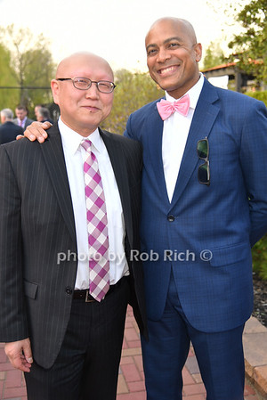Phillip Hong, Quenton Hardy photo by Rob Rich/SocietyAllure.com © 2016 robwayne1@aol.com 516-676-3939