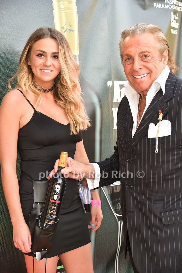 Kathryne Giordano, Gianni Russo