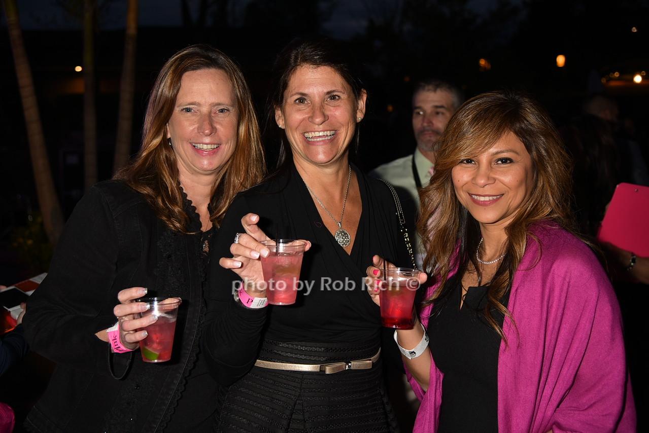 Bridgette Marmorowski, Cheryl Brimboli, Lynn Kosbalkaphoto by Rob Rich/SocietyAllure.com © 2016 robwayne1@aol.com 516-676-3939