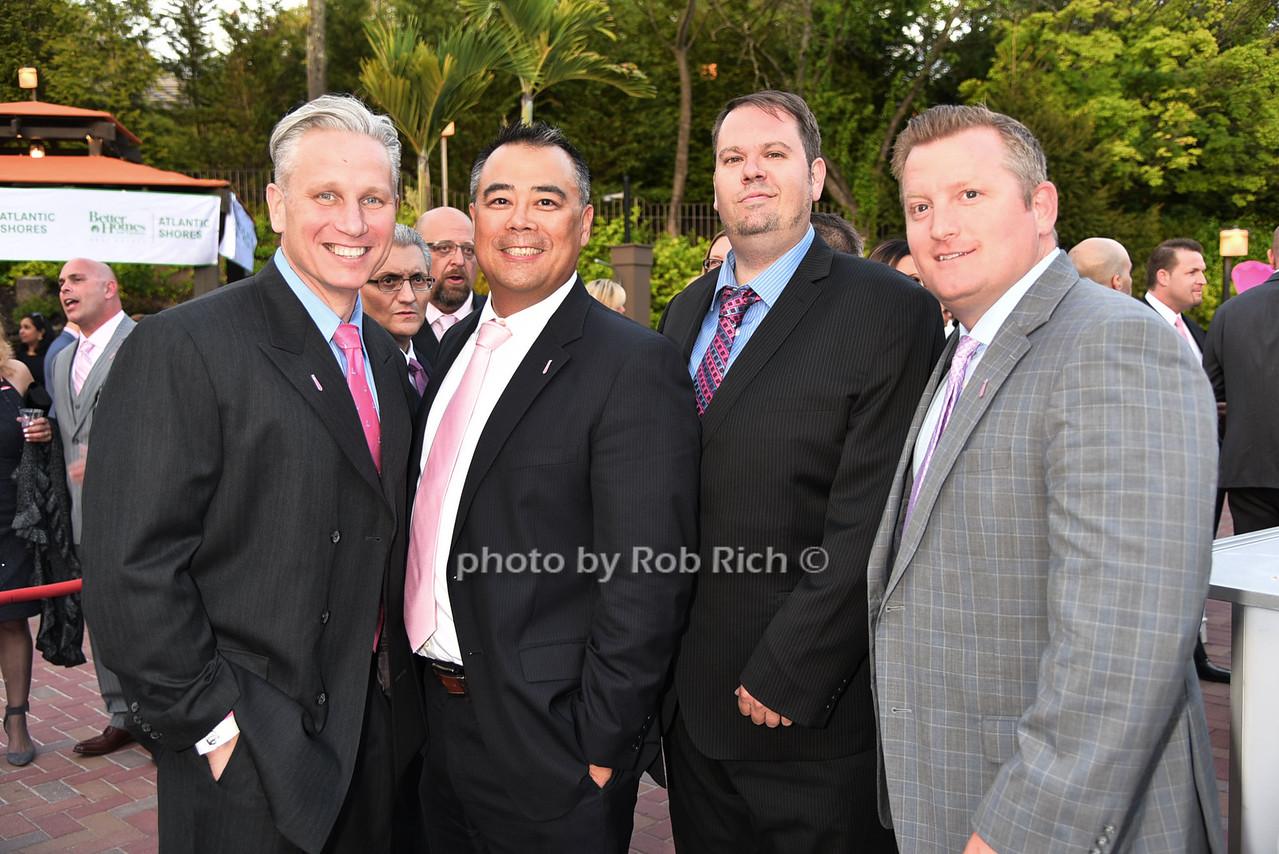 Jack Kiesnoski, J.P. David , Mike Dillberg, Dan Rautz photo by Rob Rich/SocietyAllure.com © 2016 robwayne1@aol.com 516-676-3939
