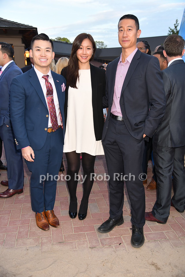 Rick Hu, Hana Lee, Albert Tai
