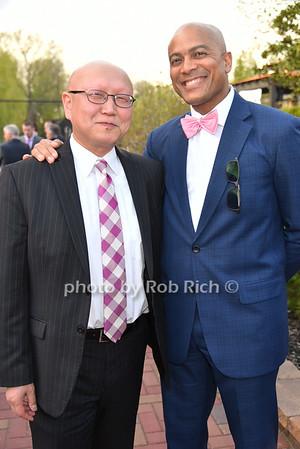 Phillip Hong, Quenton Hardy photo by Rob Rich/SocietyAllure.com © 2016 robwayne1@aol.com 516-676-3939