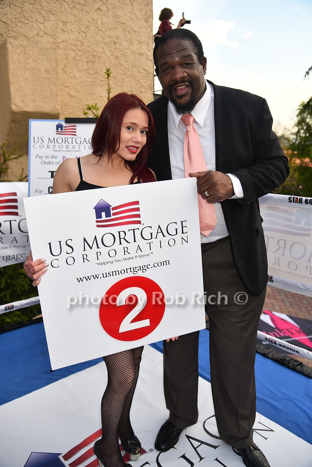 US Mortgage, Riddick Bowe