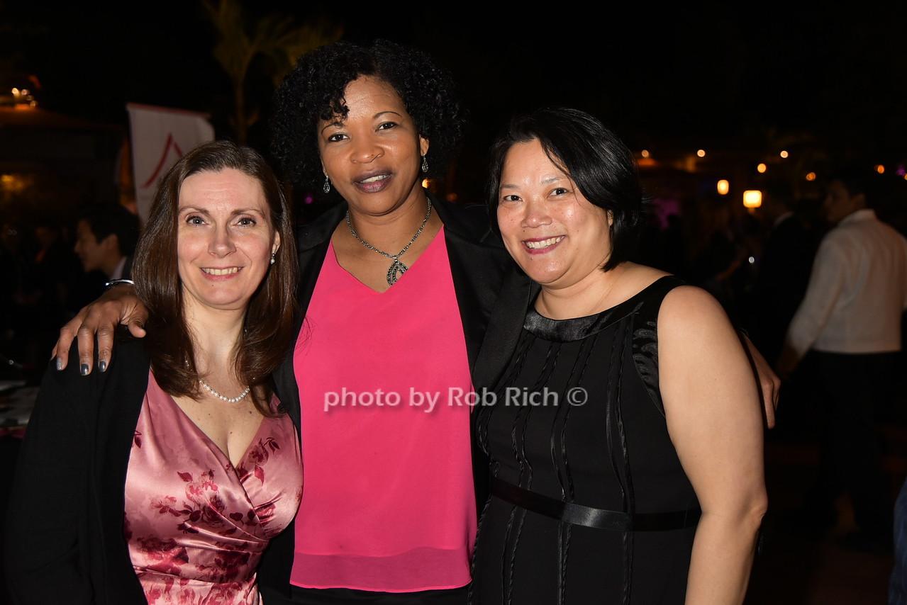 Michele Birsner , Lisa Jackson,Susan Louisphoto by Rob Rich/SocietyAllure.com © 2016 robwayne1@aol.com 516-676-3939
