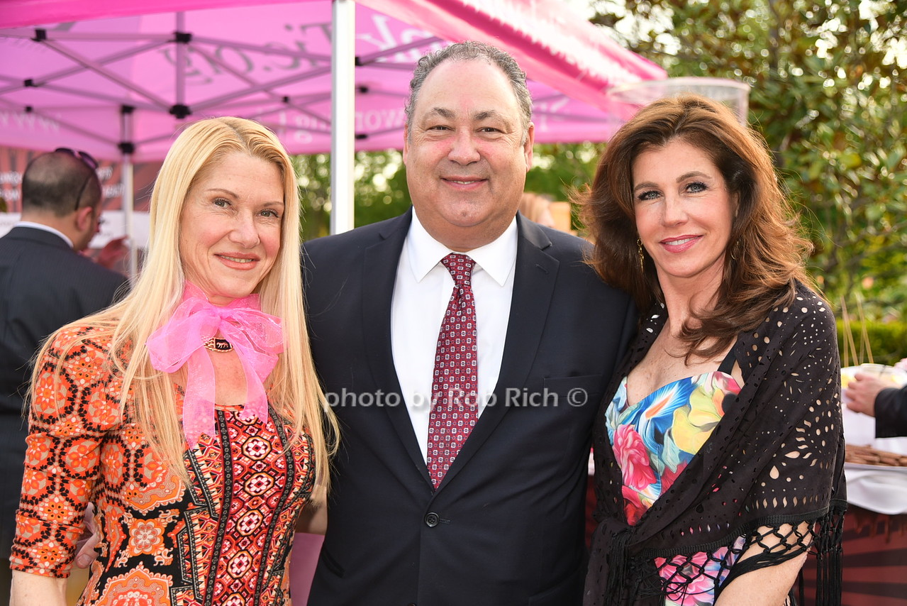 Randi Camhi, Eric Diamond, Brenda Ostreicher