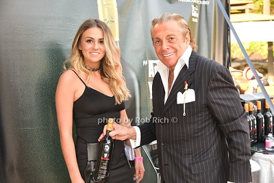 Kathryne Giordano, Gianni Russo photo by Rob Rich/SocietyAllure.com © 2016 robwayne1@aol.com 516-676-3939