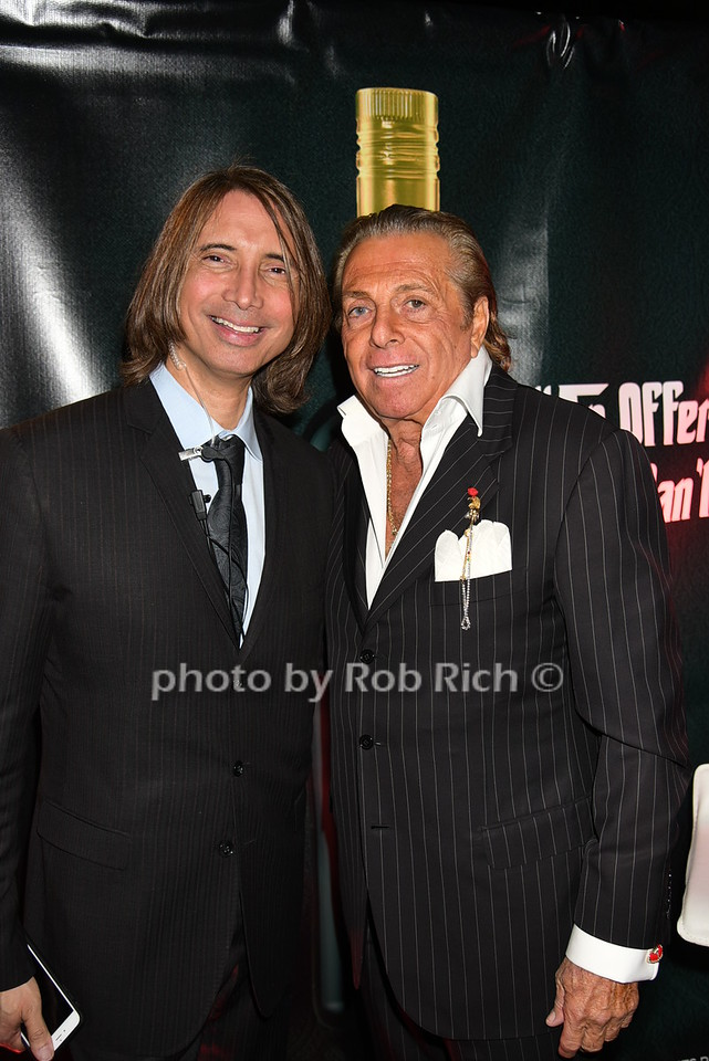 Rich Alino, Gianni Russo