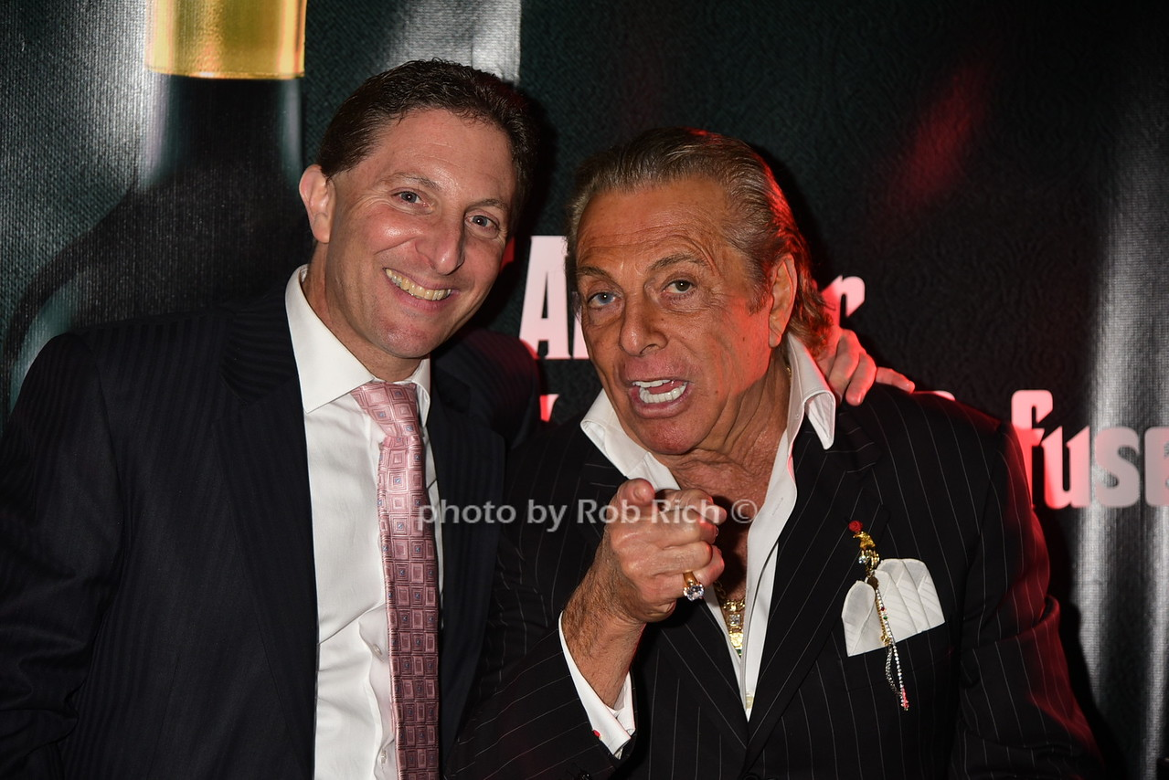 Eric Spinato, Gianni Russo