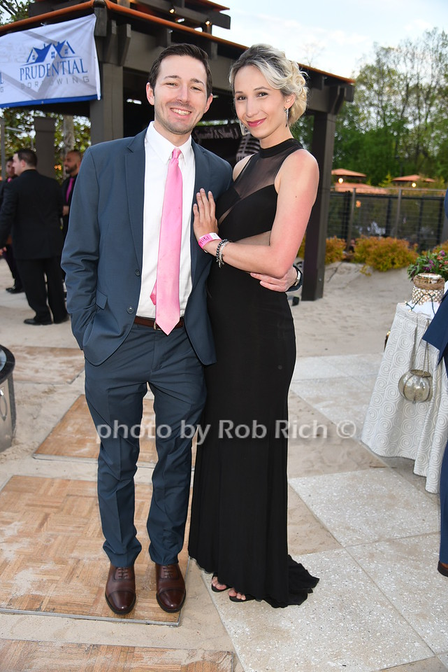 Christian DeGeorge, Laura Okula