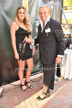 Kathryne Giordano, Gianni Russo photo by Rob Rich/SocietyAllure.com © 2016 robwayne1@aol.com 516-676-3939