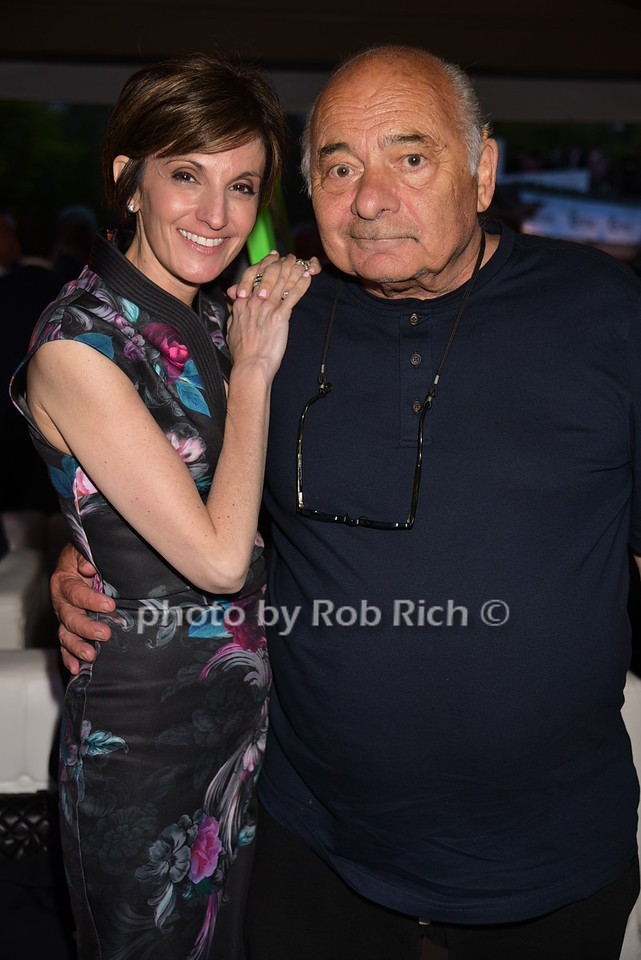 Lisa Young, Burt Young