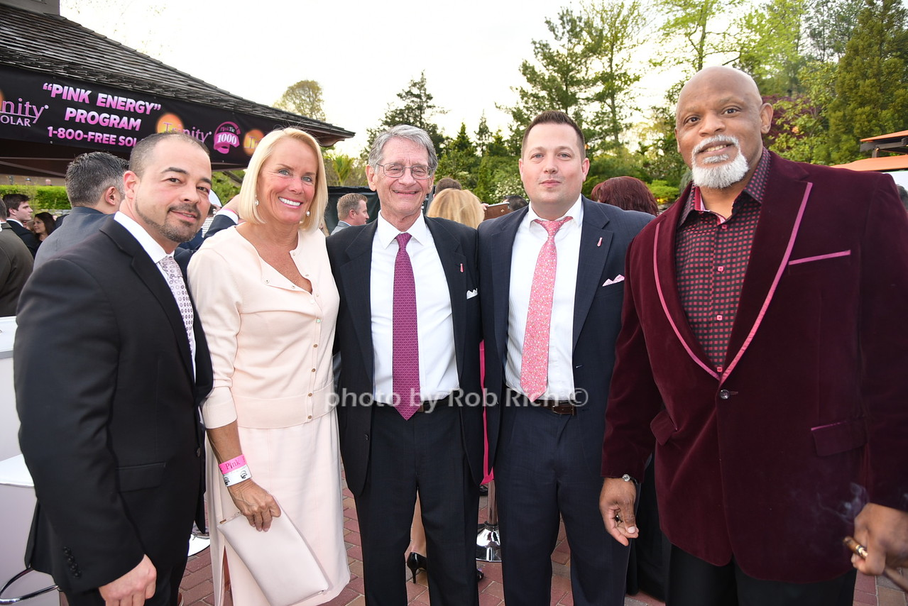Joe Vulcageio , Margaret Trautmann, Rich Pregiato, Dan Disani, Cecil Fielder