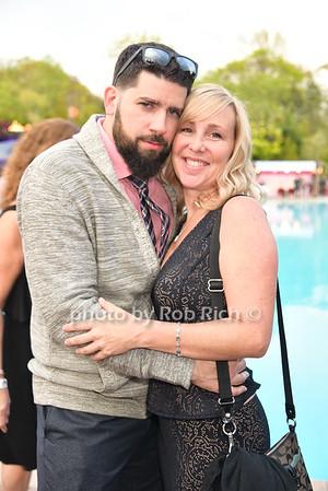 Christian Barrrio, Christine Drago photo by Rob Rich/SocietyAllure.com © 2016 robwayne1@aol.com 516-676-3939