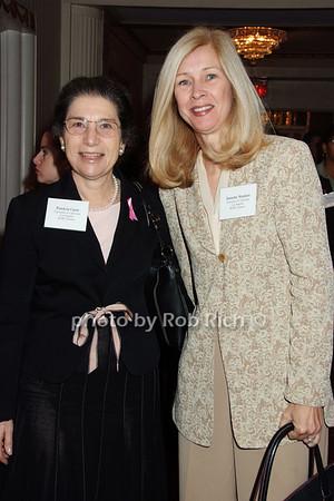 Patricia Ganz, Annette Stanton photo by Rob Rich © 2007 robwayne1@aol.com 516-676-3939