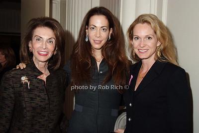 Lois Zenkel, Lisa Sheldon, MIchelle Wolfram photo by Rob Rich © 2007 robwayne1@aol.com 516-676-3939