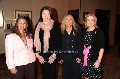 Tiffany Capparelli, Lorraine Morrison, Kim Napoli, Kathy Glasgow