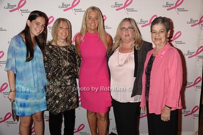 Alyssa Swersky,Betsy Swersky, Stephanie Ginsberg,  Ann Kaplan, Nancy Schatner