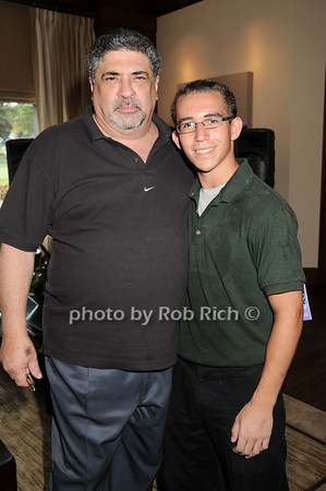 Vincent Pastore, Jordan Nast<br /> photo by Rob Rich © 2010 robwayne1@aol.com 516-676-3939