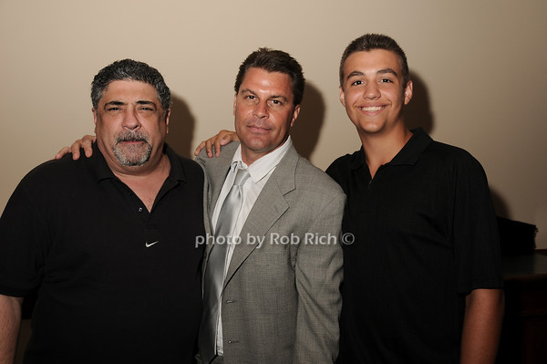 Vincent Pastore, Michael Herbst, Anthony Darrow<br /> photo by Rob Rich © 2010 robwayne1@aol.com 516-676-3939