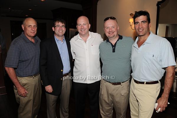 Tom Pastore,Bob Cardone, Brendon Farrell, Jim Dore, Joe Pizzarelli<br /> photo by Rob Rich © 2010 robwayne1@aol.com 516-676-3939
