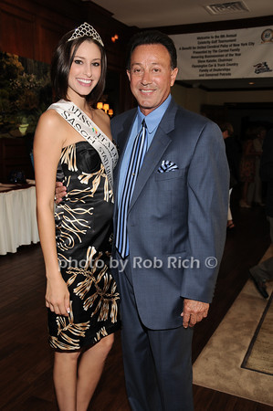 Ashley Scott, Tony Darrow<br /> photo by Rob Rich © 2010 robwayne1@aol.com 516-676-3939