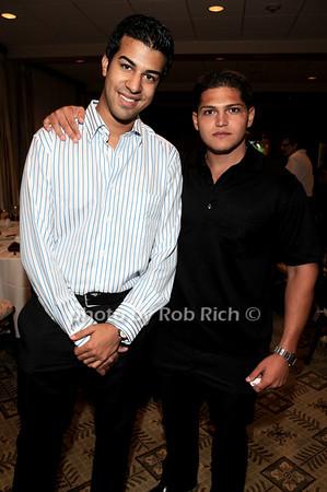 Sharif Sayed, James Tenaglia<br /> photo by Rob Rich © 2010 robwayne1@aol.com 516-676-3939