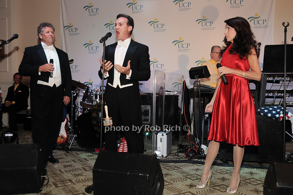 Three Tenors and a Diva<br /> photo by Rob Rich © 2010 robwayne1@aol.com 516-676-3939