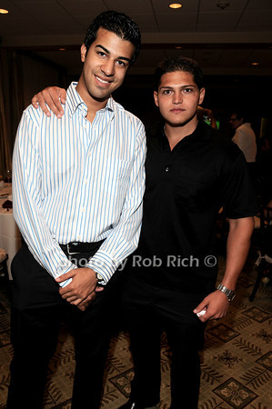 Sharif Sayed, James Tenaglia<br /> photo by Rob Rich © 2010 robwayne1@aol.com 516-676-3939