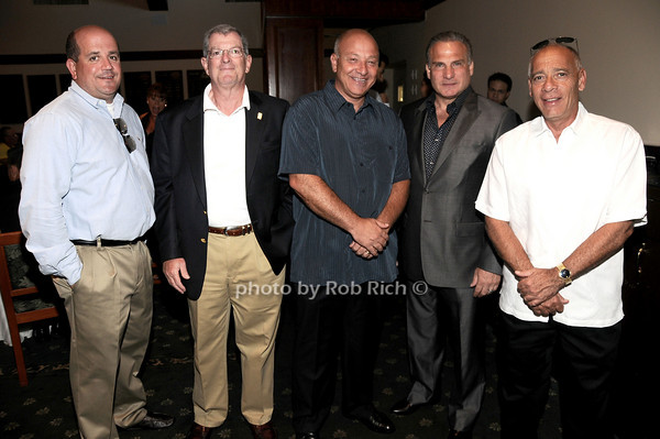 Miles Schwartz, David Fried , Al Salerno, JamesTenaglia, Joe D'ambra<br /> photo by Rob Rich © 2010 robwayne1@aol.com 516-676-3939