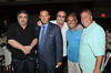 Vincent Pastore, Tony Darrow, Danny Aiello, Mikey G, John  Lombardo<br /> photo by Rob Rich © 2010 robwayne1@aol.com 516-676-3939