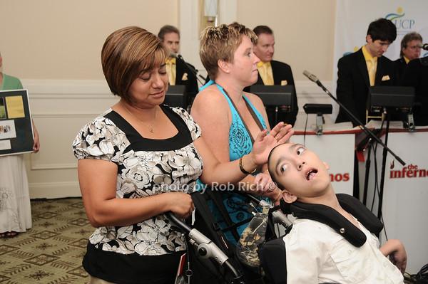 Maria Diaz, Kathy Ryan, Frankie Diaz<br /> photo by Rob Rich © 2010 robwayne1@aol.com 516-676-3939