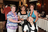 Kathy Ryan, Maria Diaz, Amy Petrozinni. Frankie Diaz<br /> photo by Rob Rich © 2010 robwayne1@aol.com 516-676-3939