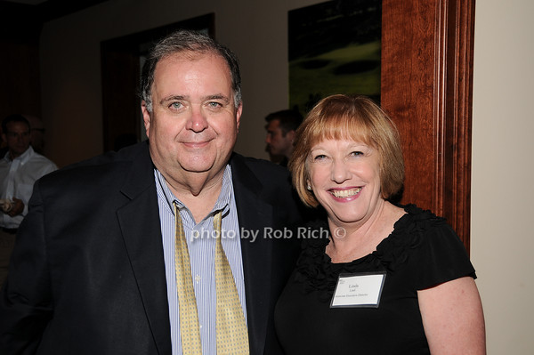 Ed Matthews, Linda Lahl<br /> photo by Rob Rich © 2010 robwayne1@aol.com 516-676-3939