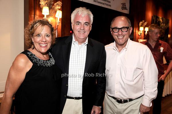Lois Silver, Jim Hood, Steve Kalafer<br /> photo by Rob Rich © 2010 robwayne1@aol.com 516-676-3939