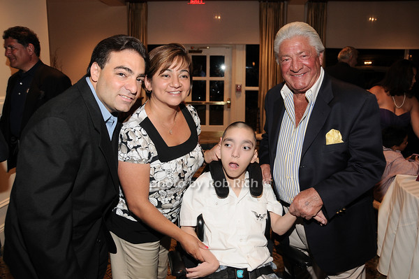 Paul Borghese, Marie Diaz, Frankie Diaz, Dan Conte<br /> photo by Rob Rich © 2010 robwayne1@aol.com 516-676-3939