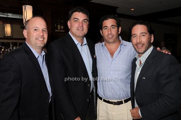 Brian Stern, Tom Mina, Michael Capasso, Rob Greenberg<br /> photo by Rob Rich © 2010 robwayne1@aol.com 516-676-3939