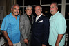 Mikey G, Frank Vincent, Tony Sirico, John Lombardo<br /> photo by Rob Rich © 2010 robwayne1@aol.com 516-676-3939