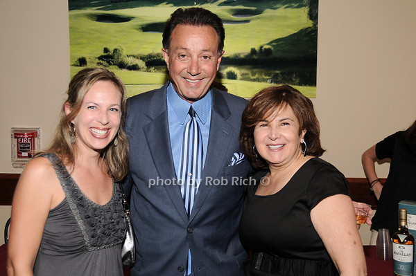 Kara Brodsky, Tony Darrow, Paula DeFeo<br /> photo by Rob Rich © 2010 robwayne1@aol.com 516-676-3939