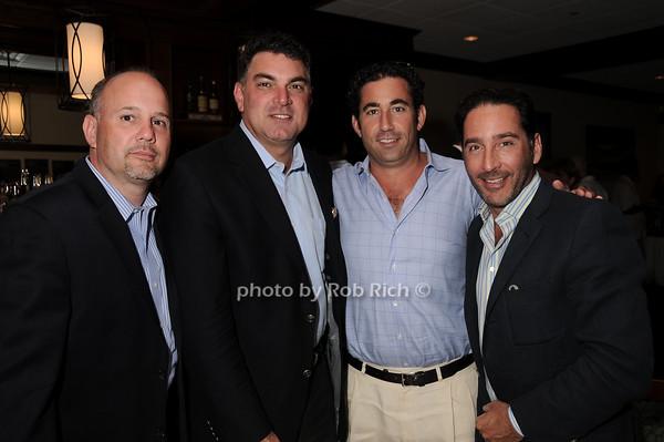 Brian Stern, Tom Mina, Michael Capasso, Rob Greenberg<br /> photo by Rob Rich © 2010 robwayne1@aol.com 516-676-3939