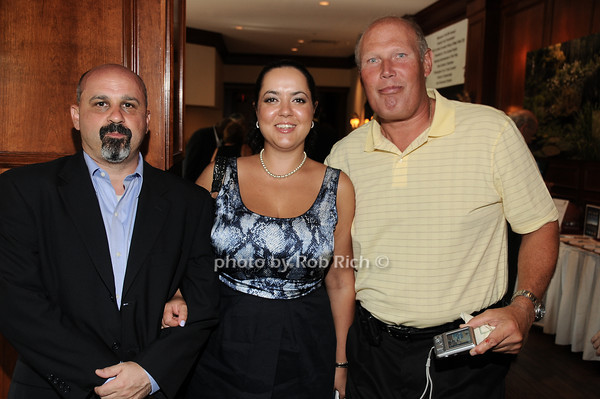 Phil Washinko, Julie Zakin, Jim Pearson<br /> photo by Rob Rich © 2010 robwayne1@aol.com 516-676-3939