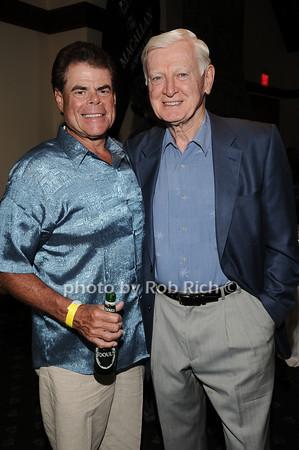 Reggie Montgomery, Don Conway<br /> photo by Rob Rich © 2010 robwayne1@aol.com 516-676-3939