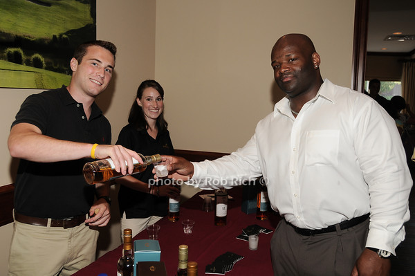 Brandt Spear, Sherman Trotman<br /> photo by Rob Rich © 2010 robwayne1@aol.com 516-676-3939