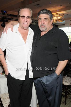 Danny Aiello, Vincent Pastore<br /> photo by Rob Rich © 2010 robwayne1@aol.com 516-676-3939