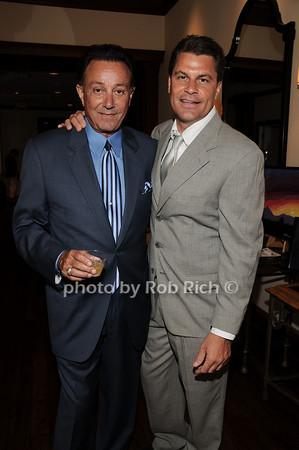 Tony Darrow, Michael Herbst<br /> photo by Rob Rich © 2010 robwayne1@aol.com 516-676-3939