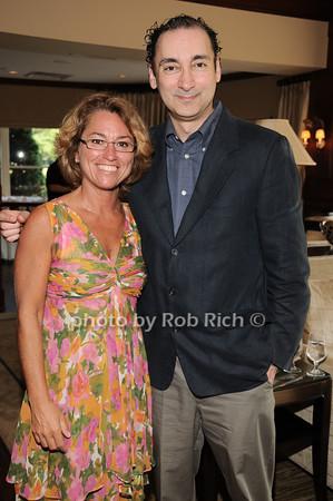 Karen Wegmann,James Grant<br /> photo by Rob Rich © 2010 robwayne1@aol.com 516-676-3939